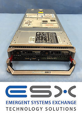 Dell PowerEdge M710HD 2x QC X5667 @ 3.06GHz 32GB RAM 2x 146GB 10k HDD QME2572