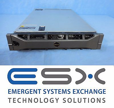 Dell Poweredge R715 2xAMD Opteron 6163 2.40GHz 40gb 2x146gb iDrac6 H700 2x750w
