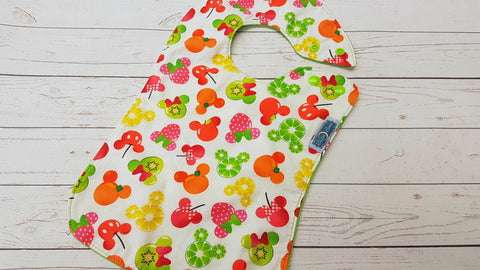 M & M Fruit <br>Boutique Bib<br>Instock and ready to ship