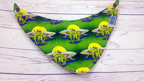 Bring me to your Leader<br>Bandana Bib<br>Instock and Ready to Ship