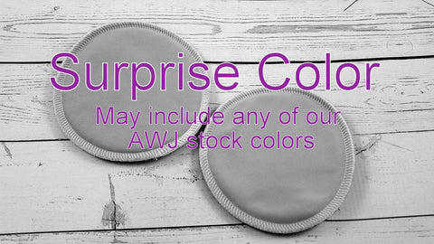 SURPRISE COLOR<br>Stay Dry Nursing Pads<br>Instock and Ready to ship