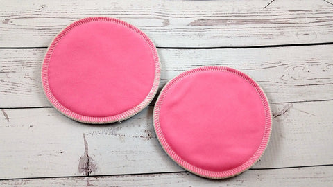 Raspberry<br>Stay Dry Nursing Pads<br>Instock and Ready to ship