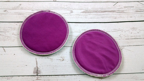 Violet<br>Stay Dry Nursing Pads<br>Instock and Ready to ship