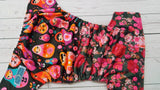 Nesting In The Roses (magenta awj, hot pink snaps) 6.1 <br>Performance Knit Traditional, One Size Pocket Diaper<br>Instock and Ready to Ship