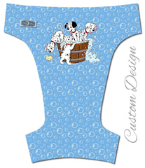 Bath Time Dalmatians, Traditional CMG, Round 212 (2)