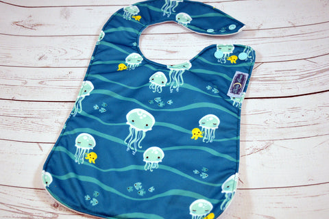 JellyFish, PK Boutique Bib<br>Instock and ready to ship