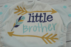 Little Brother<br>Custom, One Size Diaper