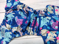 Bear Constellations, NEW BORN Pocket Diaper<br>Instock and Ready to Ship