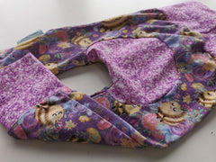 Pretty Bee with Lavender Glitter Accent, Mini Bumz Tester Pants, IN STOCK