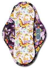 Mauve Butterfly Collage 2<br>Mama Cloth<br>*PRE ORDER*