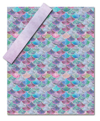 Opal Speckle Scales<br>Wetbag Pre Order<br>Your Choice of Mama Mini, Diaper Bag Sized, or Double Hanging