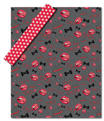 Hipster Lips<br>Wetbag Pre Order<br>Your Choice of Mama Mini, Diaper Bag Sized, or Double Hanging<br>*PRE ORDER*