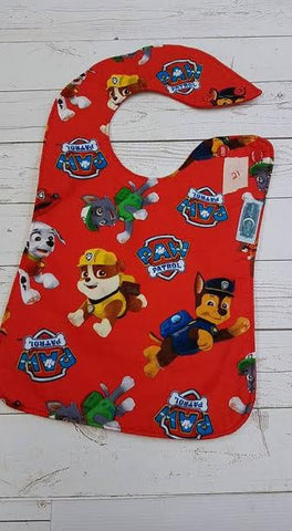 Paw Pups Boutique Bib (21) <br>Instock and Ready to Ship