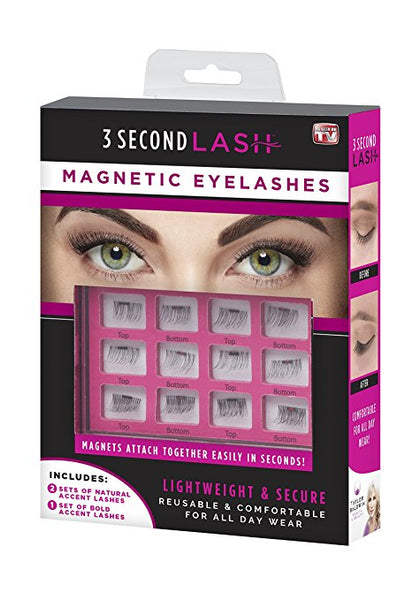 3 Second Magnetic Eyelashes Kit