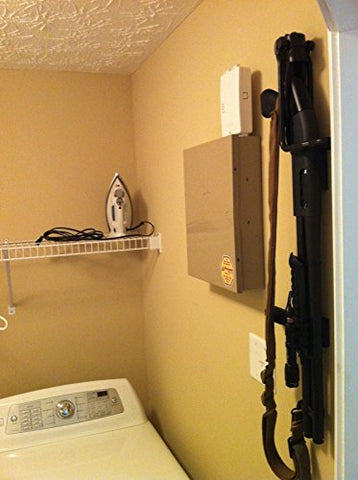 Gun and Magazine Magnetic Mount