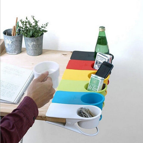Superb ... Clip On Table Cup Holder ...