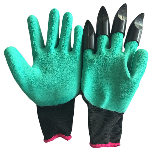 Gardening Gloves and Claws