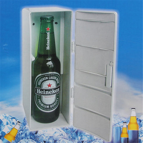 Portable Desktop Fridge