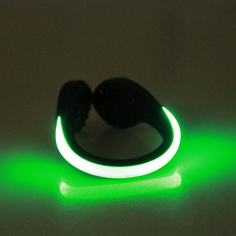LED Light Shoe Clip