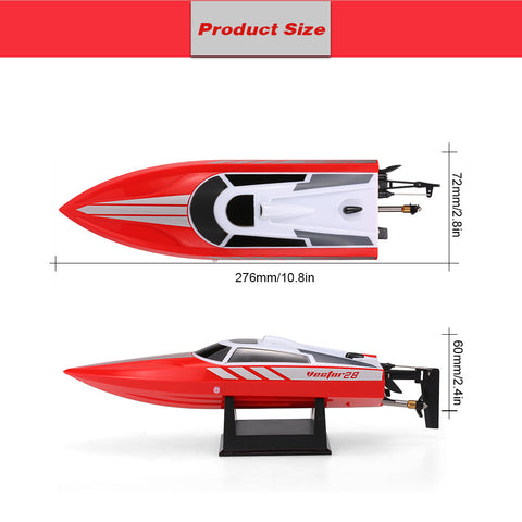 Vector 28 RC Speed Boat