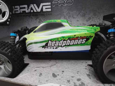 High Speed RC Off-Road 4WD Car