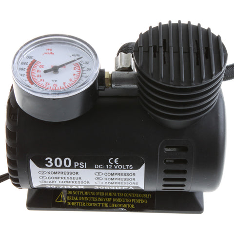 Portable Car 12V Air Compressor Pump