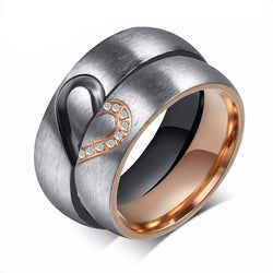 Promise of Love Couple Ring