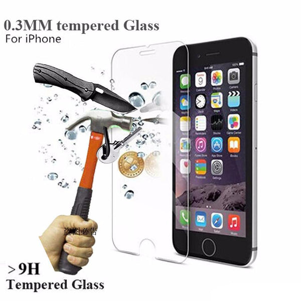Tempered Glass for all iPhone Models