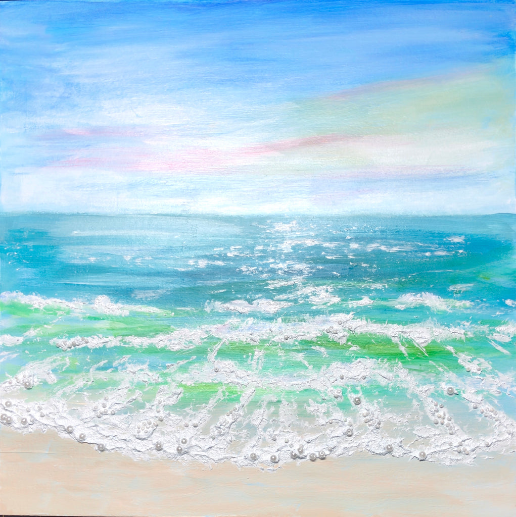 I love Ocean. #2 - Irina Collister Art