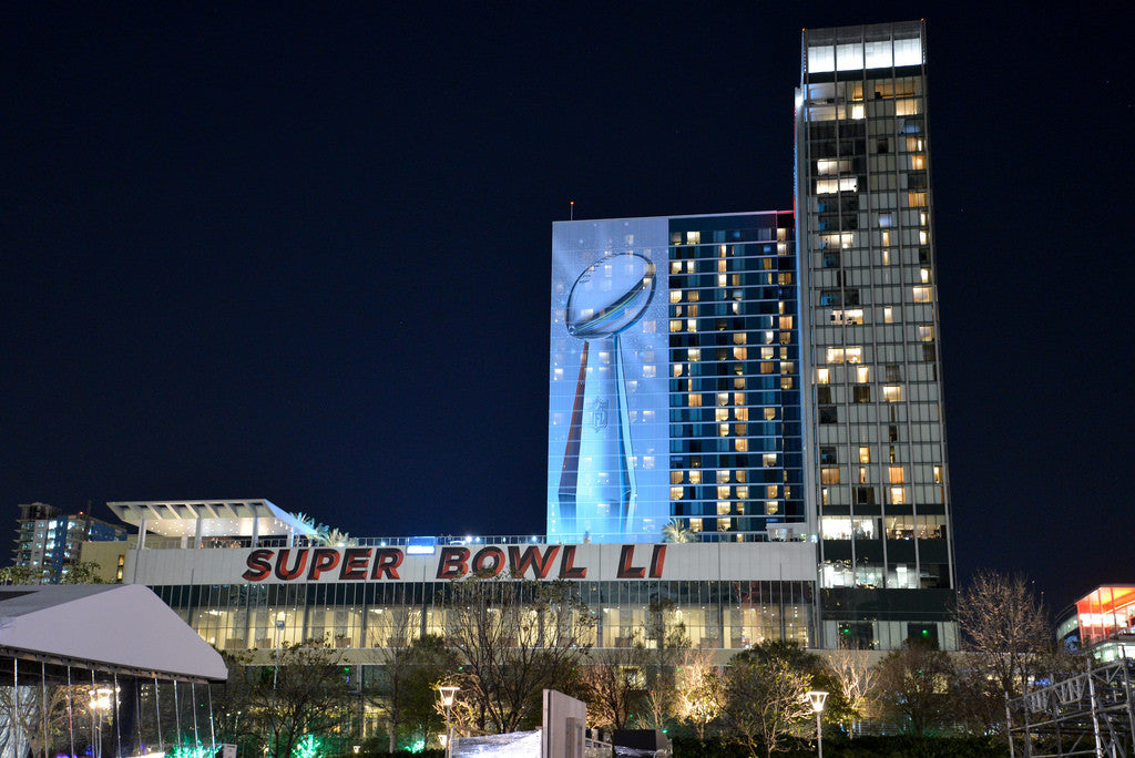 Houston's Super Bowl Parking Success