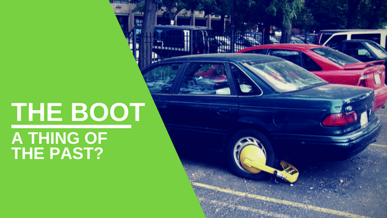 Giving the 'Boot' the boot?