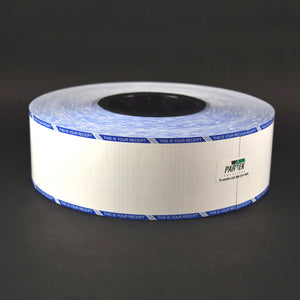 Ventek Pay by Space Receipt Rolls 4/case