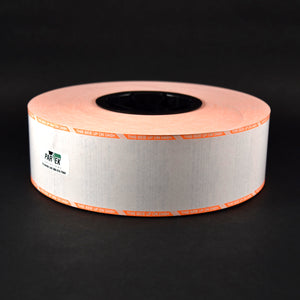 Ventek Anti-counterfeit UV/Moisture Resistant Pay & Display rolls 4/case