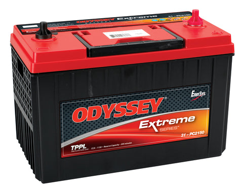Odyssey PC2150 Extreme Series AGM Battery