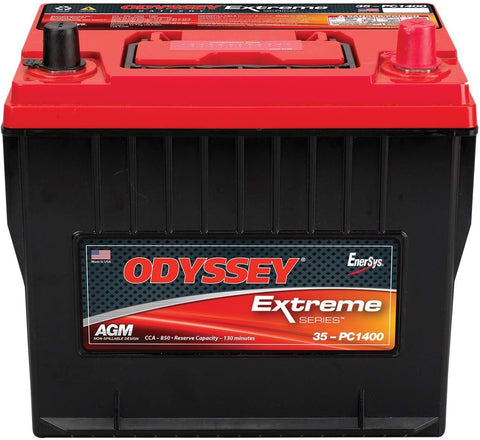 Odyssey 35-PC1400 Extreme Series AGM Battery