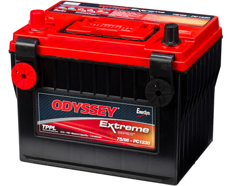 Odyssey PC1230 Extreme Series AGM Battery