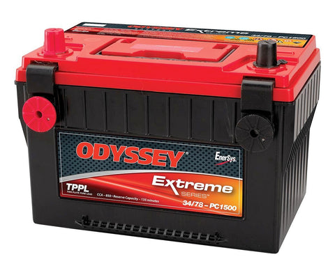Odyssey 34/78-PC1500DT Extreme Series AGM Battery