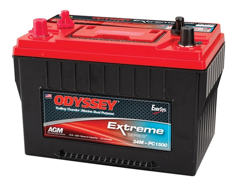 Odyssey 34M-PC1500 Extreme Series AGM Battery