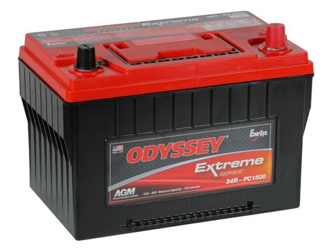 Odyssey 34R-PC1500 Extreme Series AGM Battery