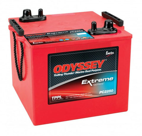 Odyssey PC2250 Extreme Series AGM Battery