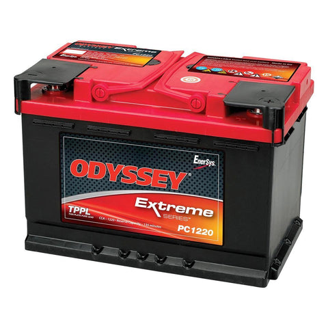 Odyssey PC1220 Extreme Series AGM Battery