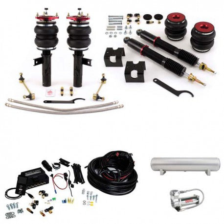 "Air Lift 95648 - VW Golf Mk7 Digital 3P 1/4"" Airlift Performance Kit (Rear Single Beam Vehicles Only)"