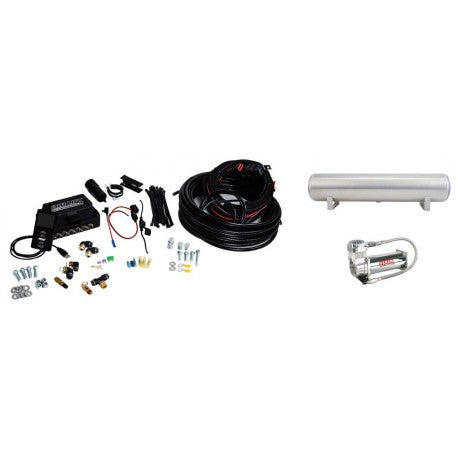 "Air Lift 95682 - VW Bora 99-05 Digital 3P 1/4"" Air Suspension Slam Kit"