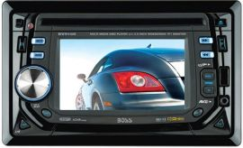 "Boss Audio Systems BV9150 - 4.5"" Double DIN CD/MP3/DVD Touch Screen monitor"