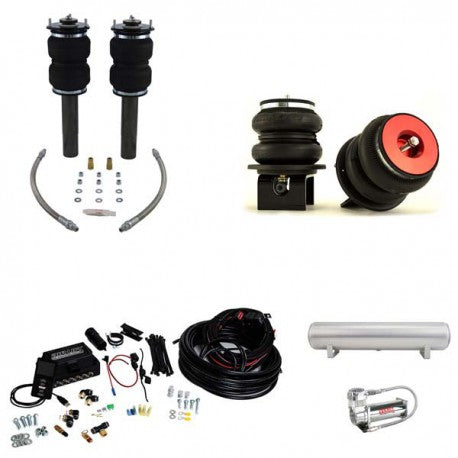 "Air Lift 95682 - VW Jetta 06-10 Digital 3P 1/4"" Air Suspension Slam Kit"