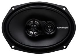 "Rockford Fosgate Prime R169X3 - 6""x9"" 3-Way Full-Range Speaker"