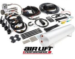 "Air Lift 27697 - 3H 3/8"" Height & Pressure Controller Complete Management"