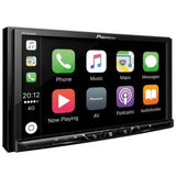 "Pioneer SPH-DA230DAB 7"" Touch Screen DAB Bluetooth CarPlay Android Auto"