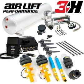 "ABP Suspension VW Transporter T6, T5, T28 T30 - Digital 3H 3/8"" Air Suspension"