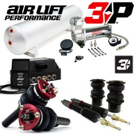"Air Lift VW Golf Mk7/Audi A3 8V Digital 3P 1/4"" Performance Kit"